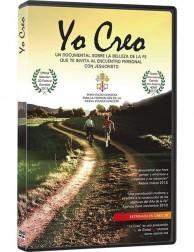 YO CREO: Un documental sobre la belleza de la FE - DVD video