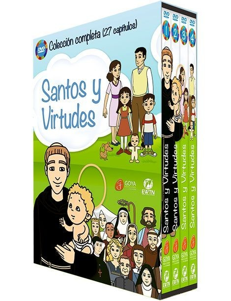 Santos y Virtudes Pack