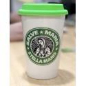 Vaso para café - Take Away - Stella Maris