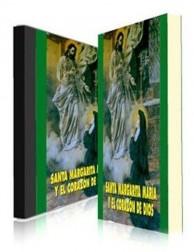 Santa Margarita María y el Corazón de Dios
