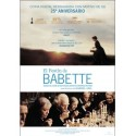 El festín de Babette DVD película con valores recomendada