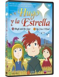 dvd Hugo y la Estrella