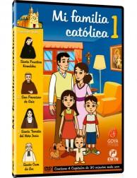 dvd Mi Familia Católica 1