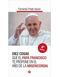 libro Diez cosas que el Papa Francisco te propone en el año de la Misericordia