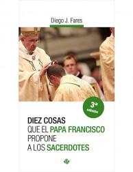libro Diez cosas que el Papa Francisco propone a los sacerdotes