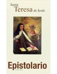 libro EPISTOLARIO DE SANTA TERESA DE JESÚS