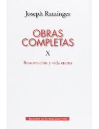 libro Obras Completas de Joseph Ratzinger X: Resurrección y vida eterna