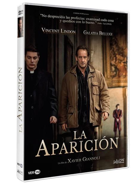 Película en DVD LA APARICION