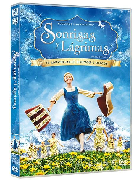Sonrisas y lagrimas DVD