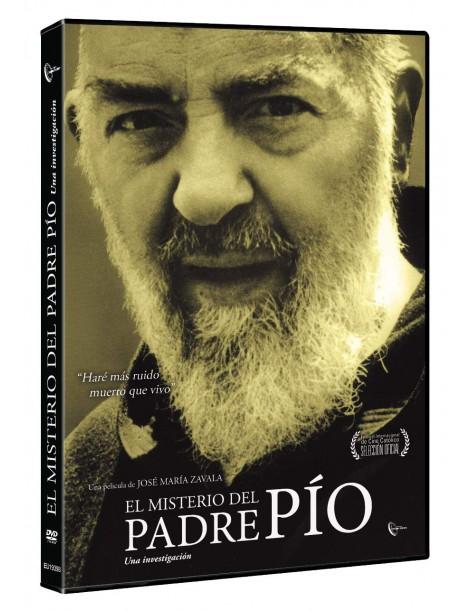 Película en DVD El Misterio del Padre PIo