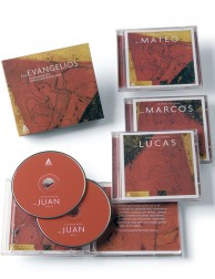 Los Evangelios en 8 CDs - Audiolibro Maiestas