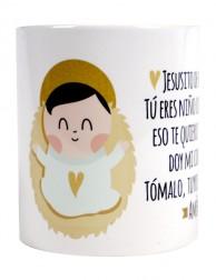 Taza - Jesusito de mi vida