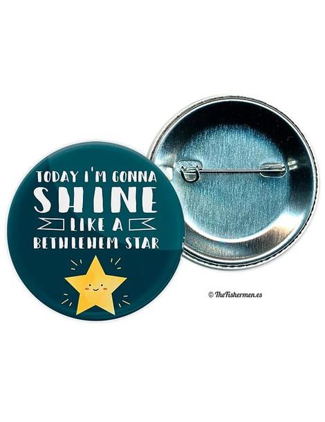 Chapa Today I'm gonna shine like a Bethlehem Star