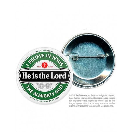 Chapa He Is The Lord