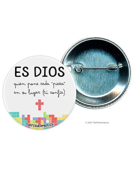 Chapa - Es Dios quien pone cada pieza en su lugar