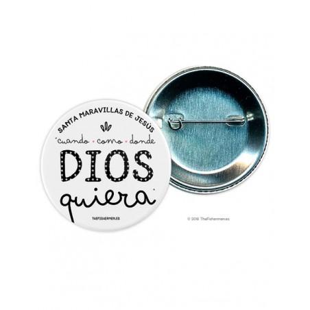 Chapa - Cuando, como y donde Dios quiera