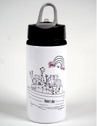 Botella de agua / cantimplora - El Arca de Noé
