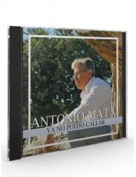 Ya no puedo callar (Antonio Mata) - CD