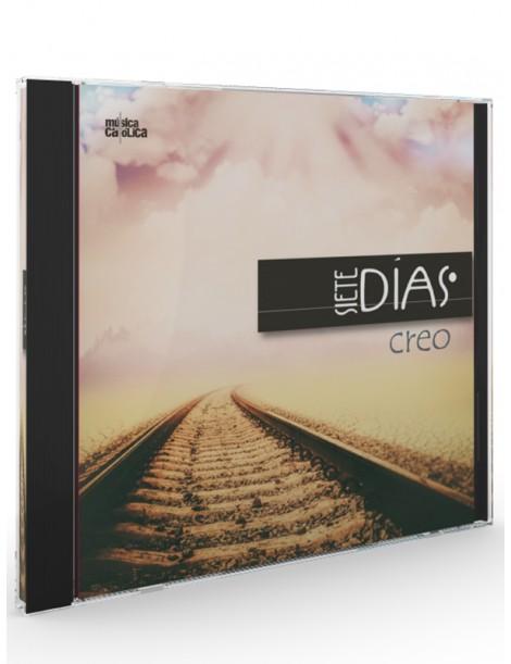 Creo (Siete días) - CD
