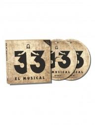 33 El Musical - CD
