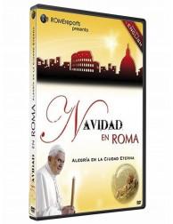 Navidad en Roma DVD video religioso. Con Benedicto XVI