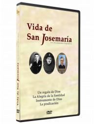Vida de San Josemaría DVD video católico
