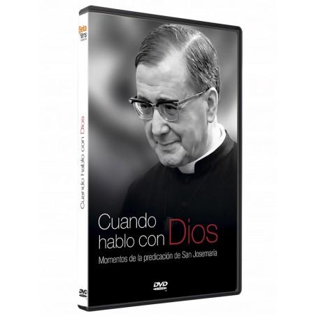 Cuando hablo con Dios DVD video católico San Josemaria Opus Dei