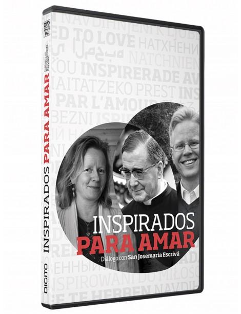 Inspirados Para Amar DVD video de testimonios opus dei