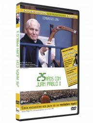 25 Años con Juan Pablo II DVD religioso