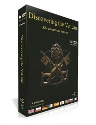 Discovering the Vatican (4 DVD's Set) Descubriendo el Vaticano documental