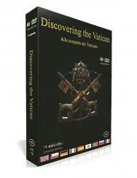 Discovering the Vatican (4 DVD's Set) Descubriendo el Vaticano documental