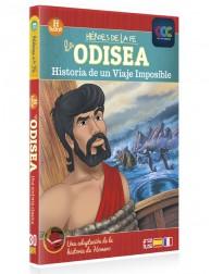 La Odisea: Historia de un viaje imposible DVD Dibujos animados religiosos
