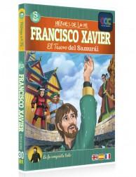 Francisco Javier y el tesoro perdido del Samurái DVD Dibujos animados religiosos