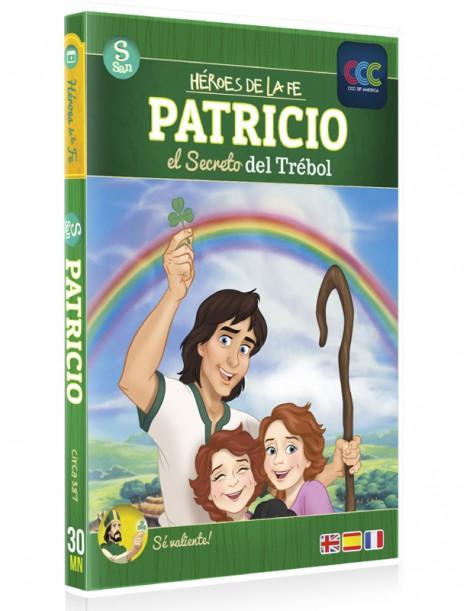 San Patricio: El secreto del trébol DVD Dibujos animados religiosos