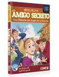 Mi Ángel de la Guarda DVD Dibujos animados religiosos