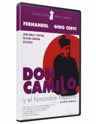 Don Camilo y el Honorable Peppone DVD película clásica recomendada