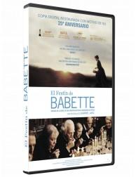El festín de Babette DVD pelicula valores