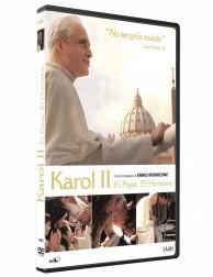 Karol II:  El Papa, el hombre