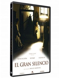 El Gran Silencio. Película sobre la vida monástica.
