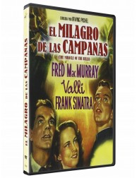 El Milagro de las Campanas (DVD) pelicula Frank Sinatra