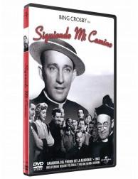 Siguiendo Mi Camino DVD pelicula Bing Crosby clasicos