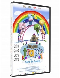 La tropa de trapo: En la Selva Arcoíris (DVD)