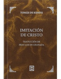 Imitación de Cristo (Tomás...