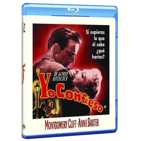 I Confess (Blu-Ray)
