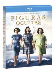 Hidden Figures (Blu-Ray) -...