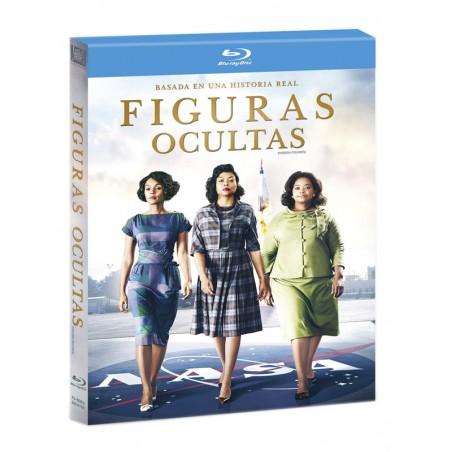 Figuras ocultas (Blu-Ray) - Edición especial