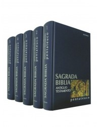 Sagrada Biblia (5 tomos)