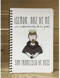 Libreta · San Francisco de...