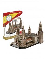 Puzzle 3D Catedral de...