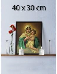 Icono clásico · Nuestra Señora de Schöenstatt (40x30cm)